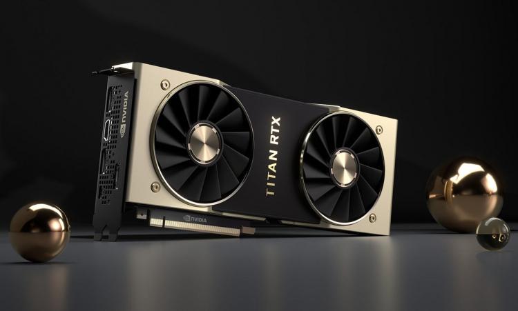 NVIDIA представила видеокарты Quadro RTX на базе архитектуры Turing