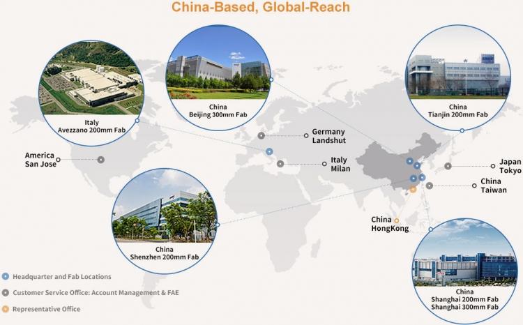 Китай приступит к 14-нм массовому производству до середины 2019 года