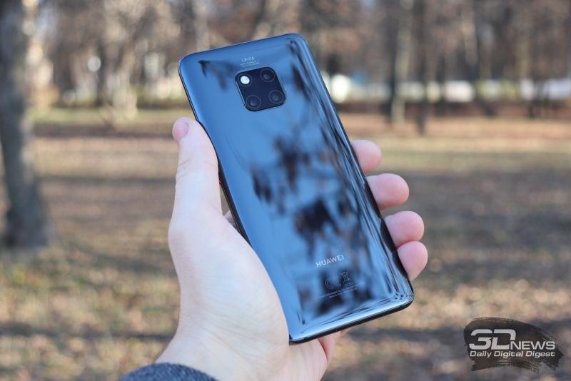 Huawei поднялась на второе место по выручке от продаж смартфонов в России