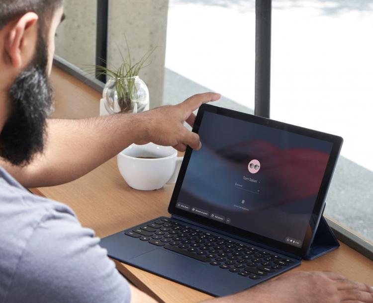 Google представила первый планшет на базе Chrome OS — Pixel Slate