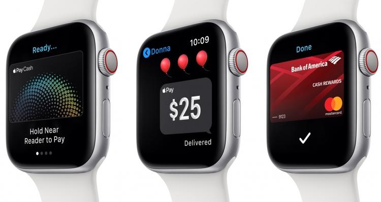 Apple представила Watch Series 4 с функцией электрокардиограммы