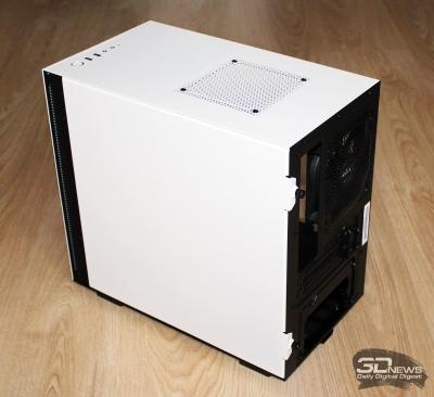 Новая статья: Обзор и тестирование корпуса NZXT H200i и контроллера GRID+ V3: совместить несовместимое