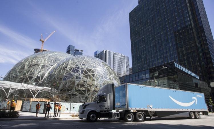 В новых штаб-квартирах Amazon будут трудиться 25 тысяч технических специалистов