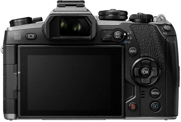 Olympus отметит 100-летие своих камер выпуском серебристой версии OM-D E-M1 Mark II
