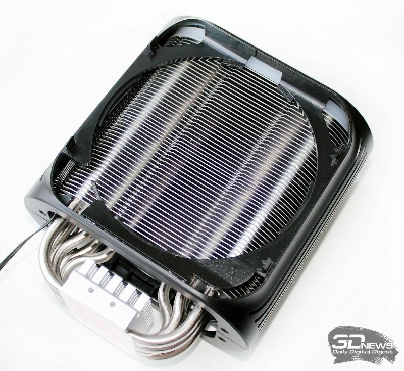 Новая статья: Обзор и тестирование кулера PCCooler GI-D66A HALO RGB