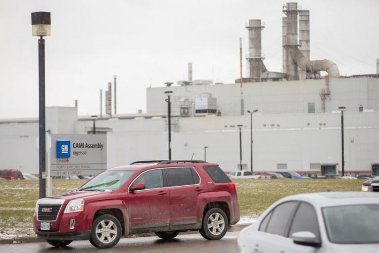 Регулятор США рассмотрит необходимость отзыва 1,7 млн кроссоверов GM в связи с проблемами в работе стеклоочистителей
