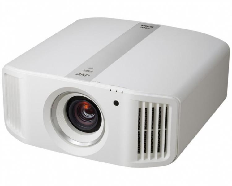 JVC представила в России первый в мире проектор для дома с разрешением 8К