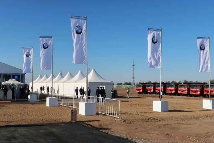 BMW заплатит 3,6 млрд евро за получение контроля над СП в Китае