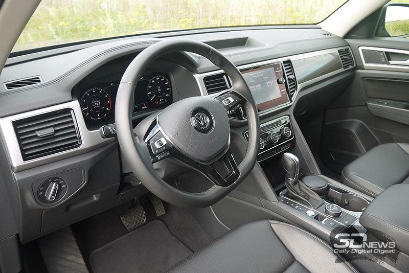 Новая статья: Обзор Volkswagen Teramont: семеро по лавкам