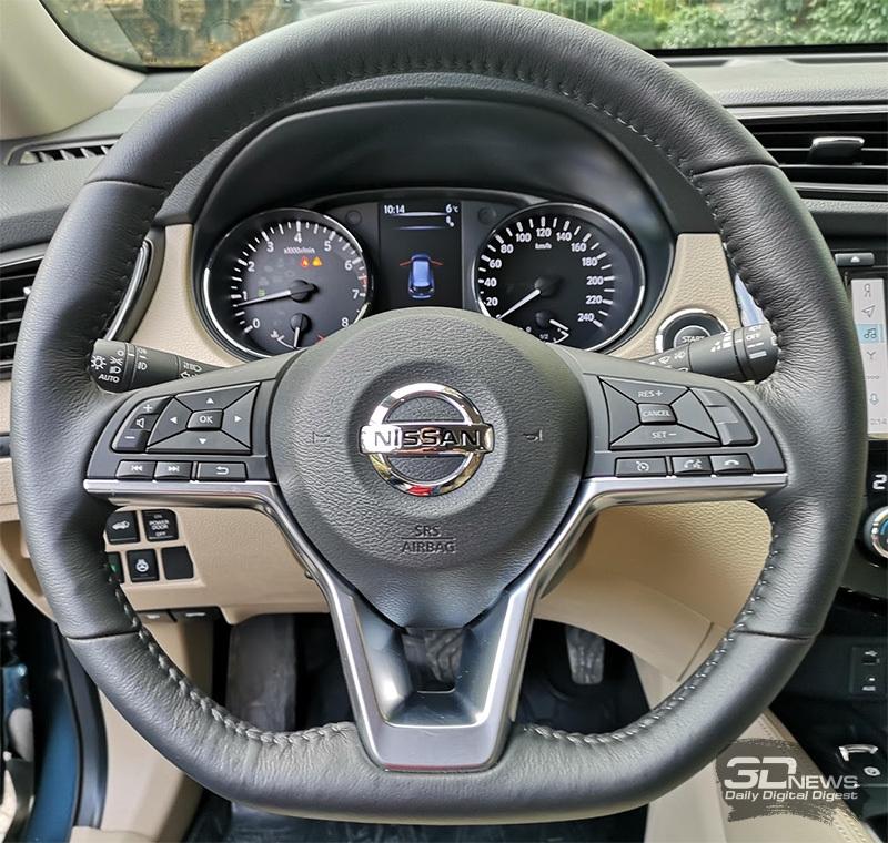 Новая статья: Тест-драйв Nissan X-Trail: работа над ошибками