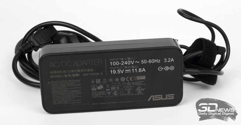 Новая статья: Обзор игрового ноутбука ASUS ROG Strix SCAR II (GL504GS): для фанатов шутеров и не только