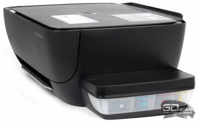 Новая статья: HP Ink Tank Wireless 415: МФУ с СНПЧ для фото и документов