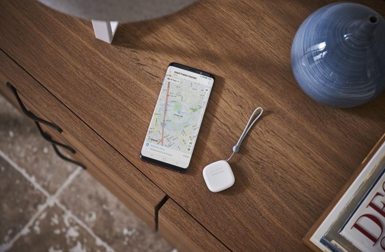Трекер Samsung SmartThings Tracker использует LTE для поиска потерявшихся вещей