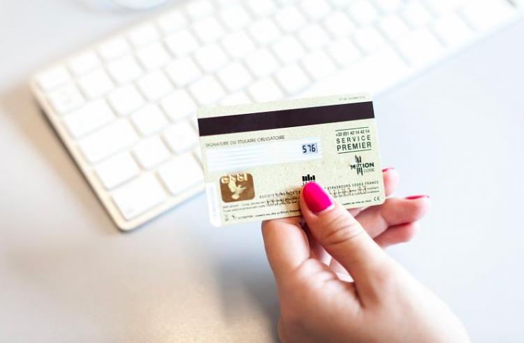 Американский банк тестирует карту Visa с изменяемым кодом CVV