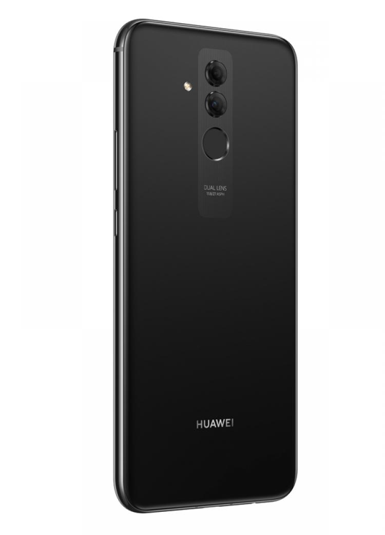 В России открыт предзаказ на Huawei Mate 20 lite с четырьмя камерами с искусственным интеллектом