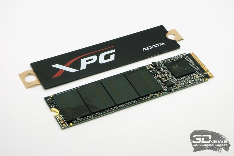 Новая статья: Обзор NVMe-накопителя ADATA XPG SX6000 Pro: так ли ужасны недорогие NVMe SSD?