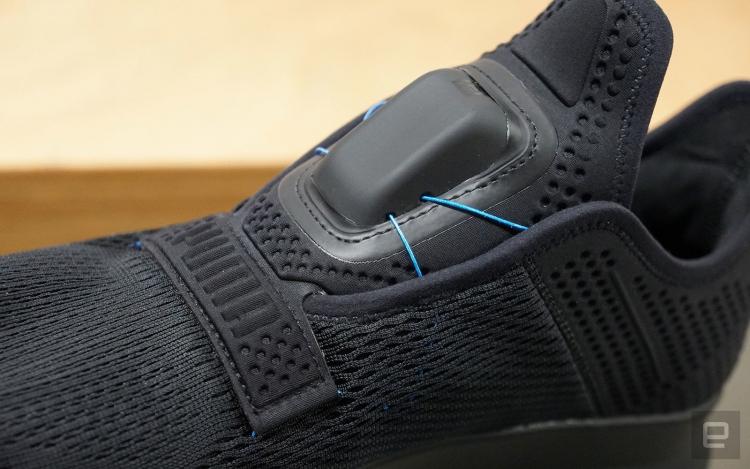 В 2020 году выйдут самозашнуровывающиеся кроссовки Puma Fi по цене 0