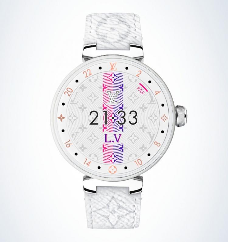 Смарт-часы модного дома Louis Vuitton получили новый чип Qualcomm