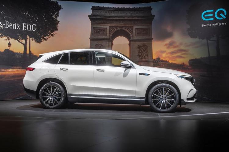 Daimler начнёт производство электромобилей в Китае в 2019 году