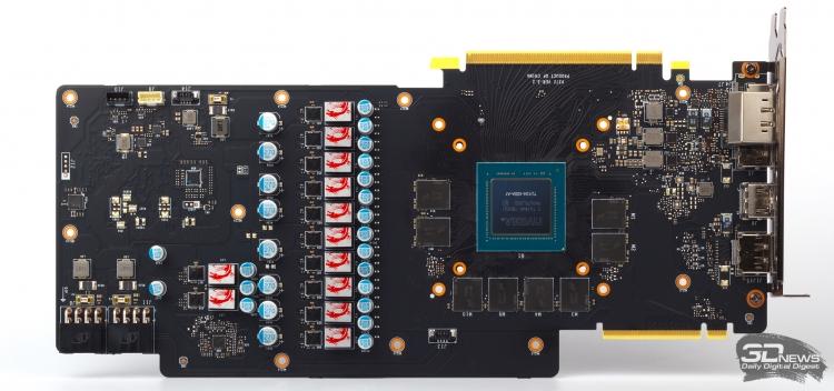 Новая статья: Обзор видеокарты MSI GeForce RTX 2080 GAMING X TRIO