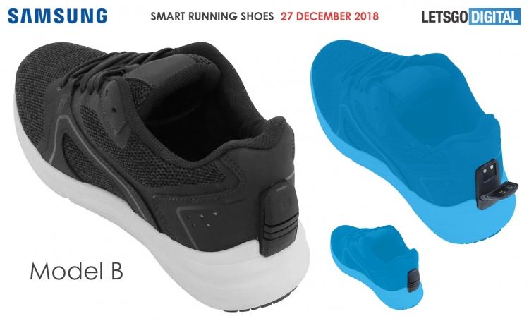 Samsung задумала выпуск «умных» кроссовок
