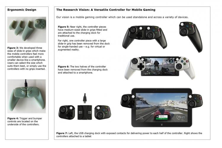 Microsoft рассматривает производство контроллеров Xbox, удобных для смартфонов