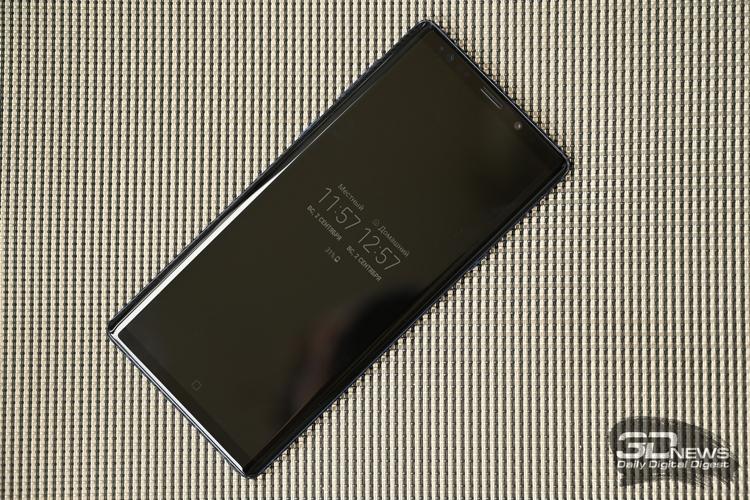 Россияне приобретают всё больше смартфонов с крупным дисплеем