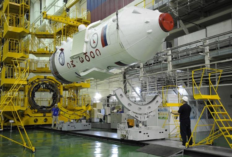 Для запуска кораблей «Союз МС» планируется использовать ракету «Союз-2.1а»