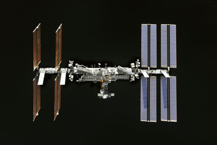 В России может быть создан уникальный солнечный «парус» для космических аппаратов