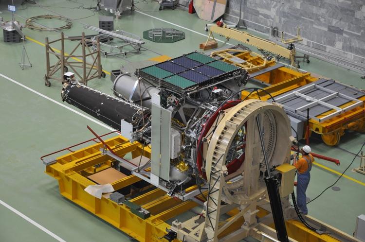 Названы сроки запуска обсерватории «Спектр-РГ»