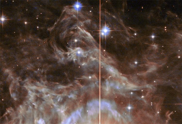 Фото дня: венценосная переменная звезда