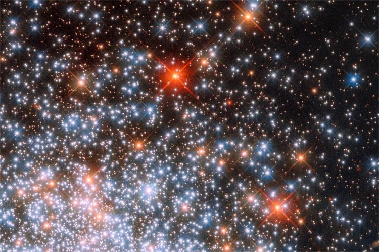 Зафиксировано звёздообразование в очень удалённой галактике