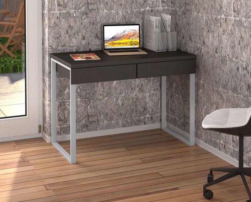 Особенности и преимущества письменного стола в стиле лофт