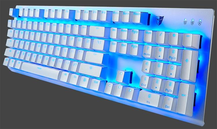 Tesoro Gram MX One: механическая клавиатура с лаконичным дизайном