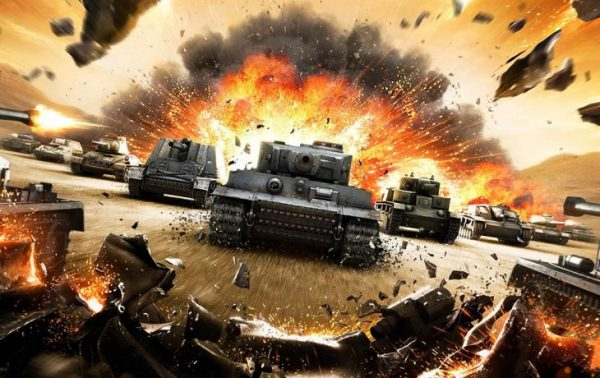 WARGAMING.TECH − премиум магазин с товарами для World of Tanks