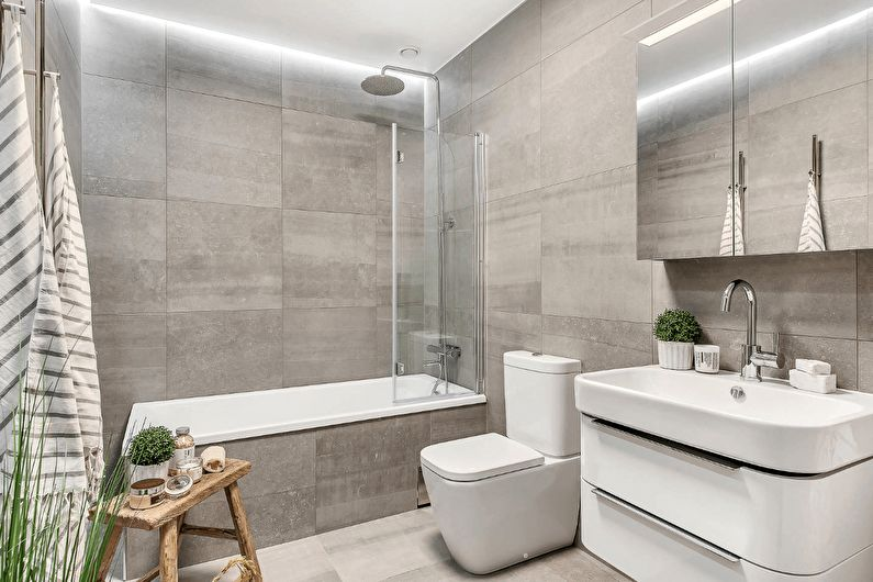 Обустройте свою ванную комнату