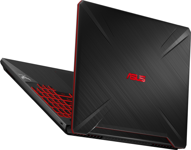 CES 2019: Игровые ноутбуки ASUS TUF Gaming FX505DY и FX705DY с поддержкой FreeSync