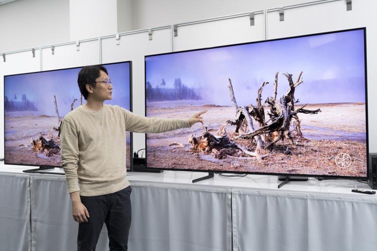 Продажи OLED-телевизоров за год выросли вдвое