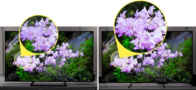 В Samsung рассказали о технологии AI Upscaling для телевизоров 8К