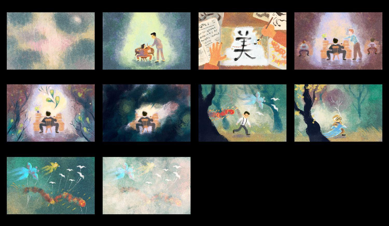 Google отметил дудлом 108 лет со дня рождения художника Тайруса Вонга
