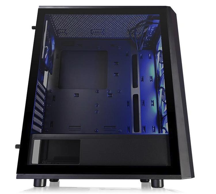 Корпус Thermaltake Versa J24 позволит создать игровую систему среднего уровня
