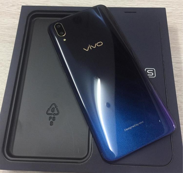 Vivo Y83 стал первым смартфоном на платформе Helio P22