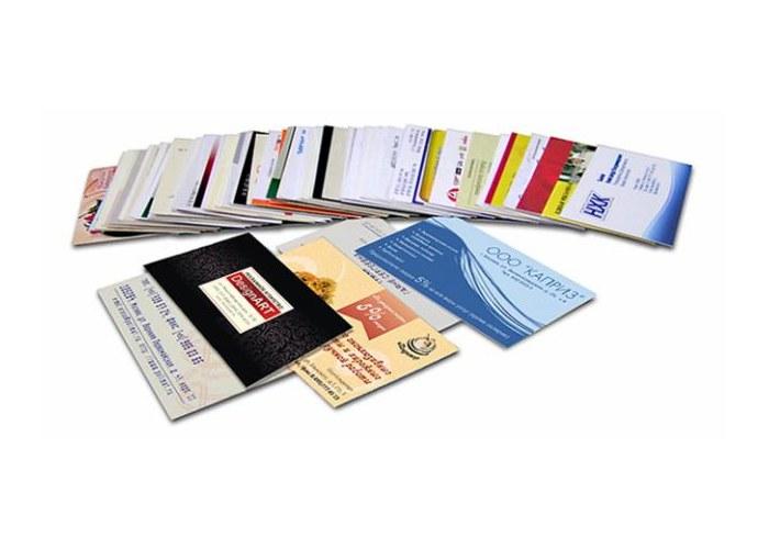 Быстрая и качественная печать визиток по доступной цене