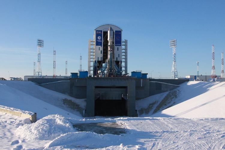 На Восточном выбрана территория для инфраструктуры сверхтяжёлой ракеты