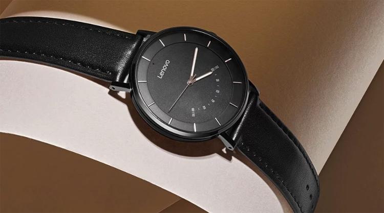 Lenovo Watch S: гибридные смарт-часы в герметичном исполнении