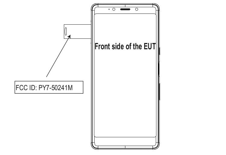 Смартфон Sony Xperia L3 показался на сайте регулятора