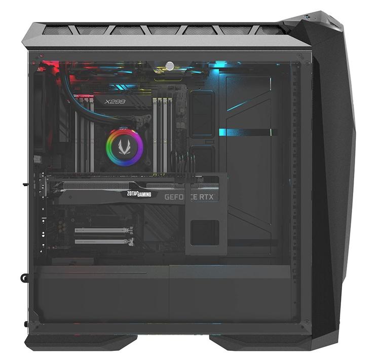 Новый игровой компьютер ZOTAC MEK Ultra получил 10-ядерный процессор