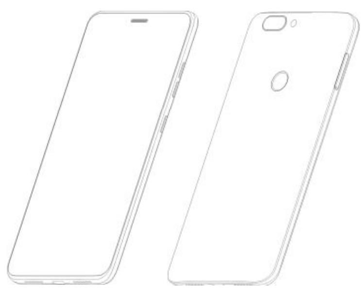 Новый смартфон ZTE среднего уровня получит 5,45